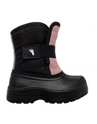 Stonz Scout Boot Haze Pink/Black