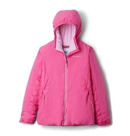 Columbia Wild Child Jacket - Pink Ice