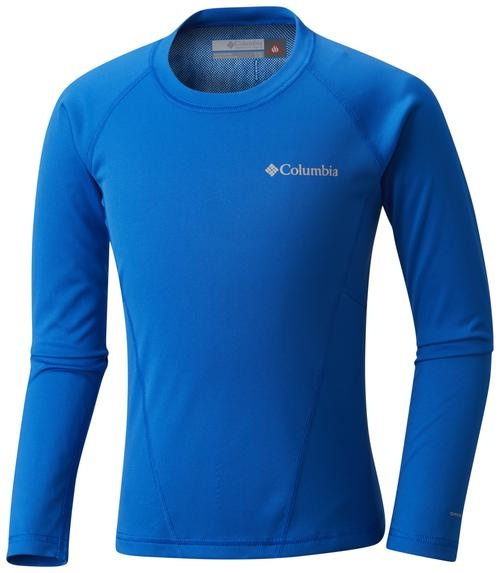 Columbia Midnight Baselayer Super Blue