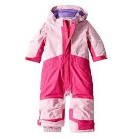 Columbia Infant Buga II Suit - Pink Ice, Pink Clover