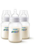 Avent Classic+ 9oz 3pk Bottle