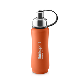 Thinkbaby Thinksport Insulated Sports Bottle Orange 500ml
