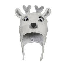 Kombi The Plush Animal Infant Hat Bambi