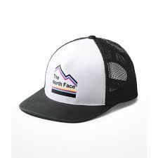 The North Face Keep it Structured Trucker TNF White Multi OS