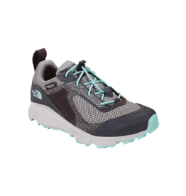 The North Face JR Hedgehog Hiker II Waterproof Blackened /Aqua Splash