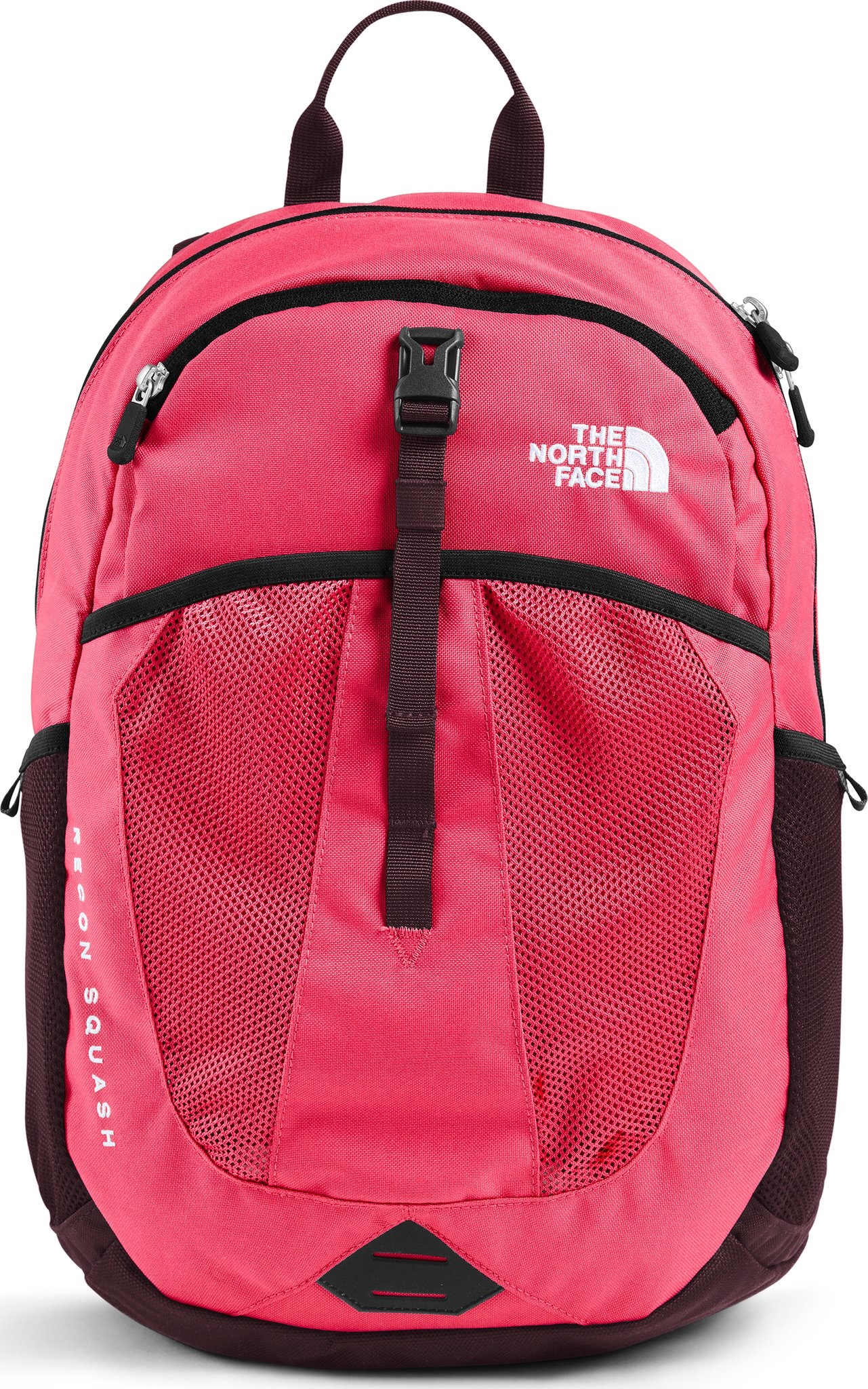 The North Face Youth Recon Squash Backpack Pink/Root Brown