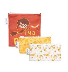Bumkins Bumkins Harry Potter Snack Bag 3pk