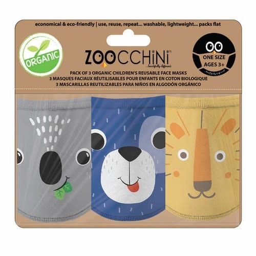 Organic Reusable Masks 3pk Dog