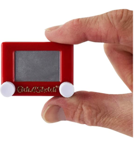 Super Impulsive World's Smallest Etch A Sketch