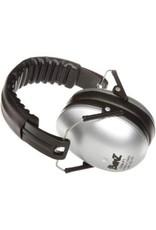 Baby Banz Earmuffs Silver 2-10yr
