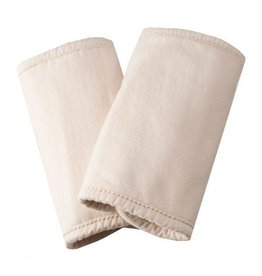 Ergobaby Organic Teething Pads Natural