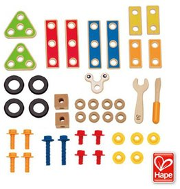 Hape Basic Builder Set E3080