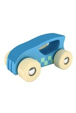 Hape Little Auto Blue E0057