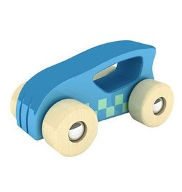 Hape Little Auto Blue E0057