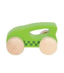 Hape Little Auto Green E0057