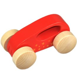 Hape Little Auto Red E0057