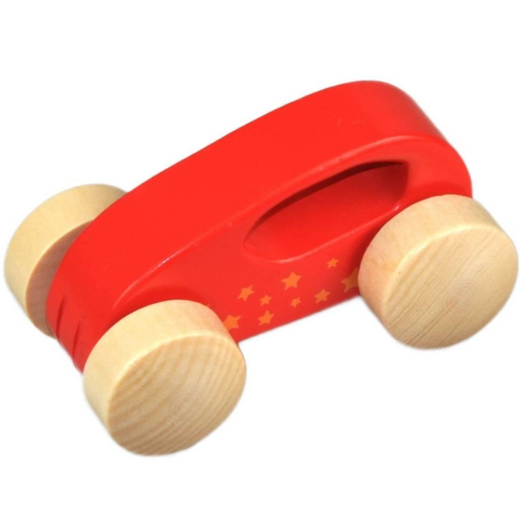 Hape Little Auto Red E0057