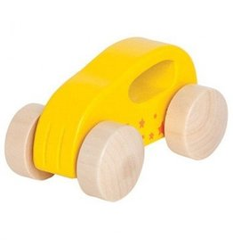 Hape Little Auto Yellow E0057