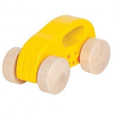 Hape Little Auto Yellow E0057
