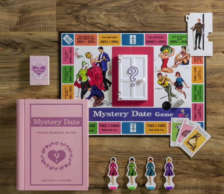 Hasbro Vintage Bookshelf Edition - Mystery Date