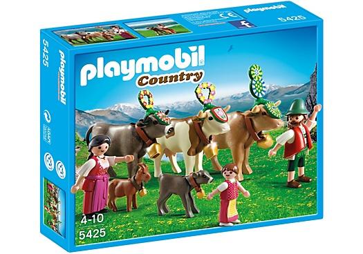 Playmobil Alpine Festival Procession