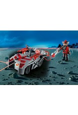 Playmobil Darksters' Explorer with IR Knockout Can