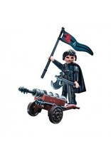 Playmobil Falcon Knight Cannon Guard