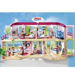 Playmobil Large Furnished Hotel (5265)