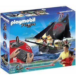 Playmobil Pirates Ship with RC Underwater Motor (5238)
