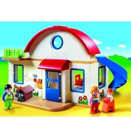 Playmobil 1.2.3 Suburban Home
