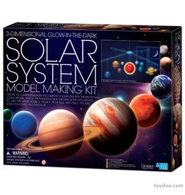 4M 3D Solar System Mobile-Making Kit