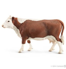 Schleich Hereford cow (13764)