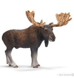 Schleich Moose Bull