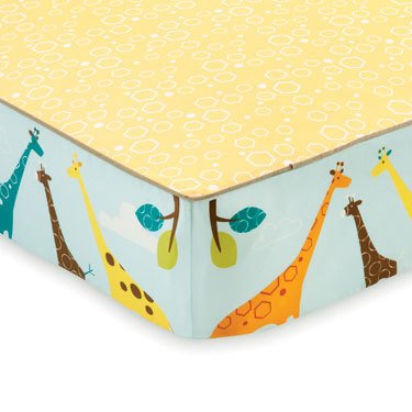 Skip Hop Giraffe Bedding Set