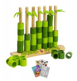 Hape Quattro Bamboo E5523