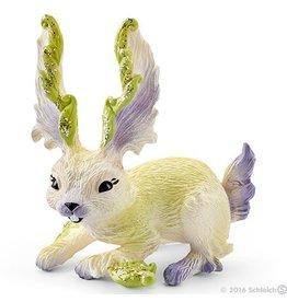 Schleich Sera, Leaf Rabbit (70528)
