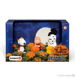 Schleich The Great Pumpkin Scenery Pack