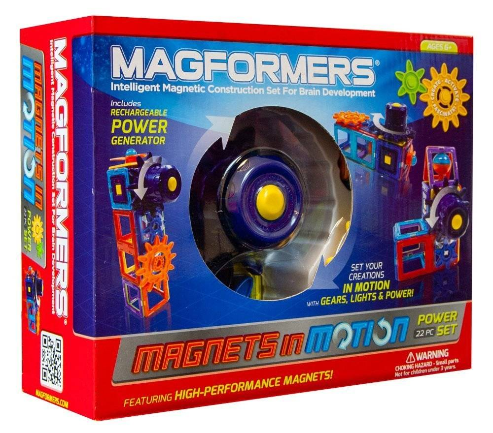 Magformers Small Power Set (22pc)