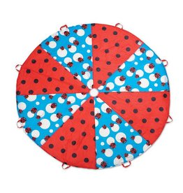 Ladybug 8ft Parachute