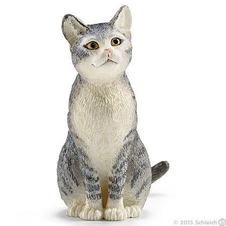 Schleich Cat Sitting (13771)