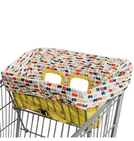 Skip Hop Take Cover Shopping Cart & High Chair