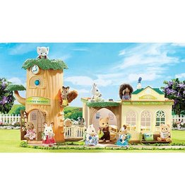 Calico Critters Country Tree School