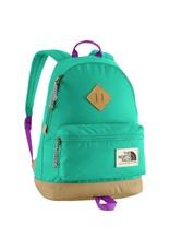 The North Face Mini Berkeley Backpack - Kokomo Green / Magic Magenta