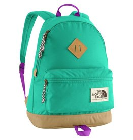 The North Face Mini Berkeley Backpack - Kokomo Green / Magic Magenta