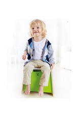 Hape Sit and Stow Stool E1045