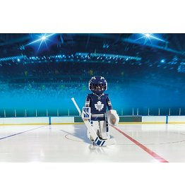 Playmobil NHL Toronto Maple Leafs Goalie