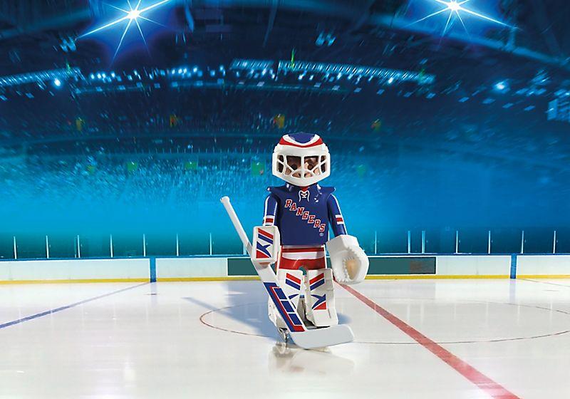 Playmobil NHL New York Rangers Goalie