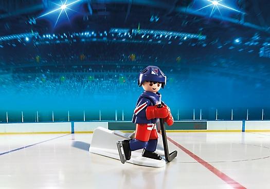 Playmobil NHL New York Rangers Player