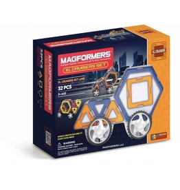 Magformers XL Cruiser Set (32pc)