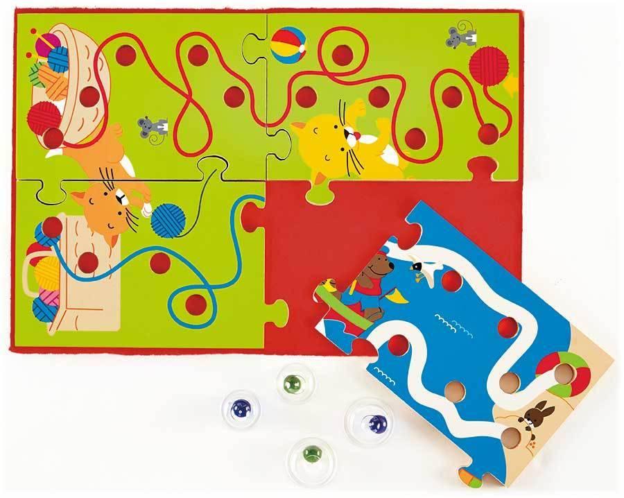 Hape Scrible Maze E6311